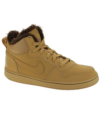 bcbbce8fe0ee shoes Nike Court Borough MID Winter GS - Haystack Haystack Barooque Brown -  unisex junior - blackcomb-shop.eu