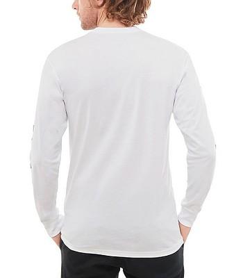 tričko Vans Vans X Independent Checkerboard LS - White - snowboard-online.cz 3c396a87893
