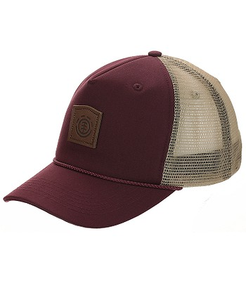 cap Element Wolfeboro Trucker - Napa Red - men´s - snowboard-online.eu 6c37604d0814