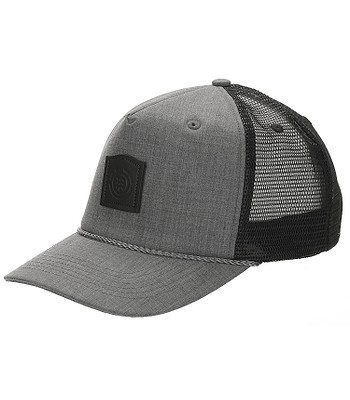 kšiltovka Element Wolfeboro Trucker - Mid Gray Heather  a64b1a2a2e