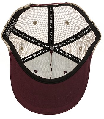 cap Element Wolfeboro Trucker - Napa Red - men´s - snowboard ... 192e2a5d2a10
