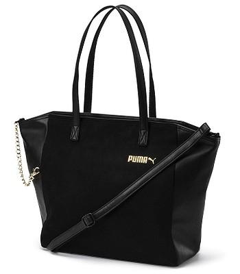 7155b0ecdc6ee bag Puma Prime Premium Large Shopper - Puma Black - women´s - snowboard -online.eu
