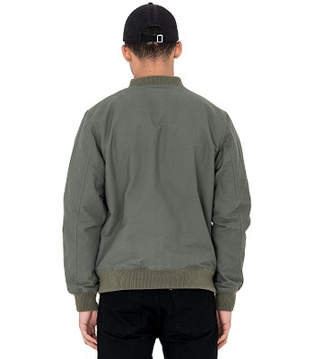 b0e83da40 jacket New Era Branded Sherpa Bomber - New Olive - men´s - blackcomb ...