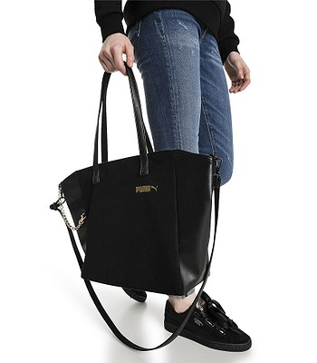 25f37139d0 bag Puma Prime Premium Large Shopper - Puma Black - women´s. bag Puma Prime  Premium Large Shopper - Puma Black - women´s