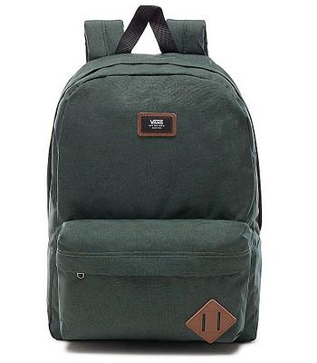 582d4dc9ead52 backpack Vans Old Skool II - Darkest Spruce Heather - blackcomb-shop.eu