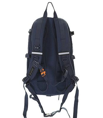 wylot ogromny wybór dobra jakość plecak Hi-Tec Pioneer 25 - Insignia Blue/Orange Peel/White ...