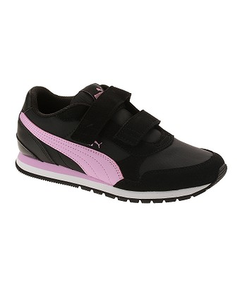 b9d0d7175ffa6 detské topánky Puma St Runner V2 NL V PS - Puma Black/Orchid ...