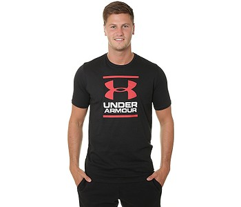 tričko Under Armour GL Foundation - 001/Black