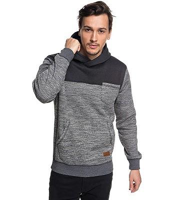 sweatshirt Quiksilver Keller Block Hood - KRPH Dark Gray Heather - men´s -  blackcomb-shop.eu 9cfd9cc5998