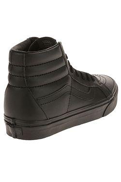 ... topánky Vans Sk8-Hi Reissue - Classic Tumble Black Mono 30c3904c634