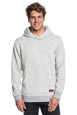mikina Quiksilver Keller Hood - SJSH Light Gray Heather 82270441b44