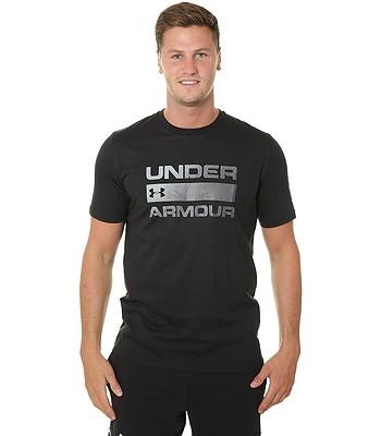tričko Under Armour Team Issue Wordmark - 001 Black - snowboard ... 68e1549d6e0