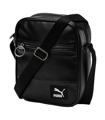 taška Puma Originals Portable - Puma Black - batohy-online.cz 907b5207293