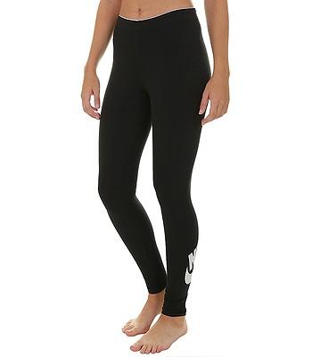 legíny Nike Sportswear Legging Club Futura - 010 Black - snowboard ... 1c9a6e6393