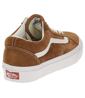50651f0fed43 shoes Vans Old Skool - Pig Suede Leather Brown True White. No longer  available.