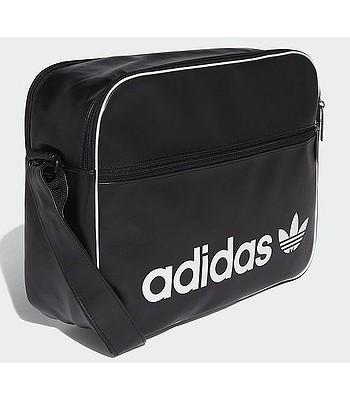 71c1525f0d0f bag adidas Originals Airliner Vintage - Black - blackcomb-shop.eu
