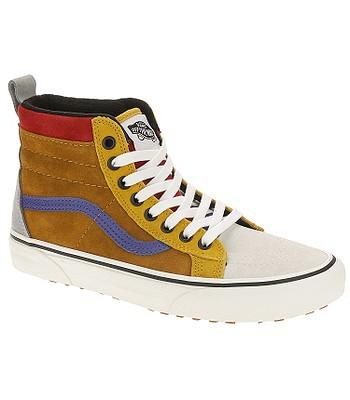 f165a58ce62 shoes Vans Sk8-Hi MTE - MTE Sudan Brown Mazarine Blue - blackcomb-shop.eu