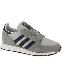 d9614c62065 topánky adidas Originals Forest Grove - Gray Three Collegiate Navy Gray Two
