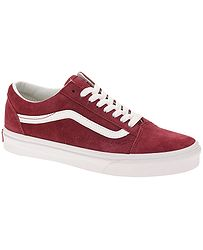 boty Vans Old Skool - Pig Suede Scooter True White 36eb081a43f