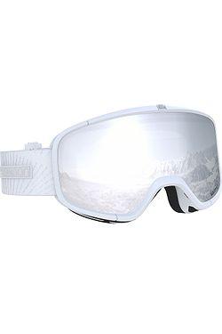 okuliare Salomon Four Seven - White Universal White 9b47f4a315b