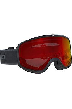 99a39c59a99 brýle Salomon Four Seven - Black Gray Universal Mid Red ...