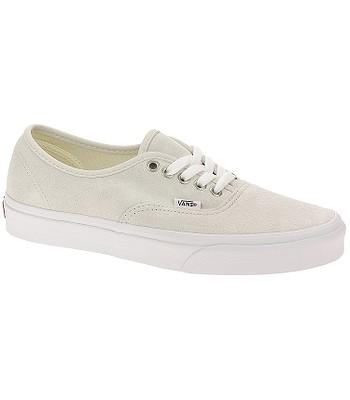 38885562a3 shoes Vans Authentic - Pig Suede Moonbeam True White - snowboard-online.eu