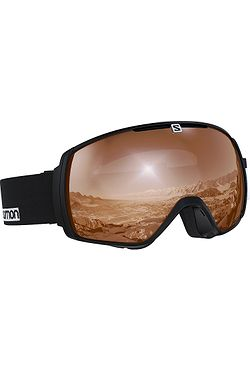 3c8378a26f2 brýle Salomon XT One Access - Black Universal T.Orange ...