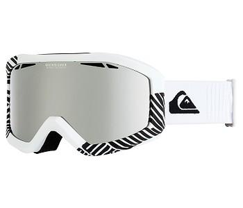 OKULIARE QUIKSILVER FENOM MIRROR - WBK0 SNOW WHITE - skate-online.sk 3214b76a99e
