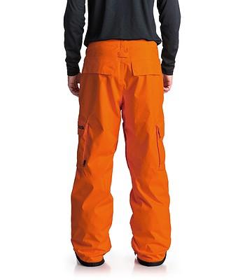 43580ff59 nohavice DC Banshee - NMN0/Red Orange - snowboard-online.sk