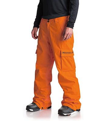 d173669c3 nohavice DC Banshee - NMN0/Red Orange. Na sklade ‐ 27. 6. u teba doma  -30%Doprava zadarmo