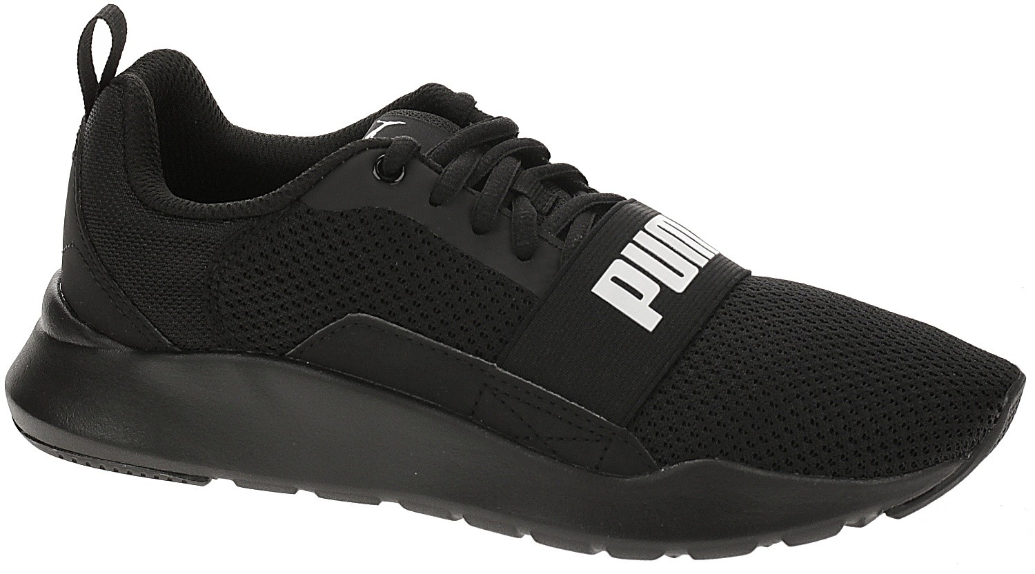 shoes Puma Wired Puma BlackPuma BlackBlack unisex