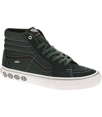 eac15adaa0 shoes Vans Sk8-Hi Pro Vans X Independent - Independent Spruce - men´s -  blackcomb-shop.eu