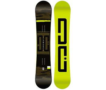 snowboard DC Focus Wide - Multi