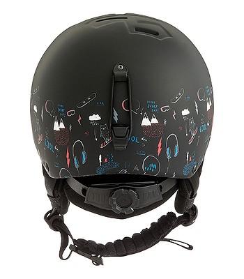 helma Quiksilver Empire - KVJ6 Black Maoam Tatt - snowboard-online.sk ac99847aab0