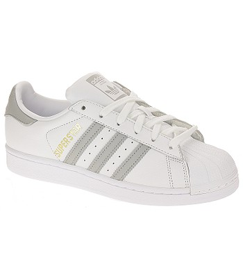 shoes adidas Originals Superstar - White Gray Two White - women´s -  snowboard-online.eu a93eeb169c
