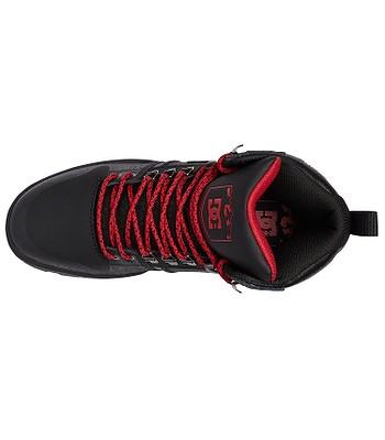 brand new d2889 c6d0d shoes DC Pure High -Top WR - XKSR/Black/Gray/Red - men´s ...