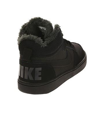 detské topánky Nike Court Borough MID Winter PSV - Black Black Anthracite  0026f0a8421