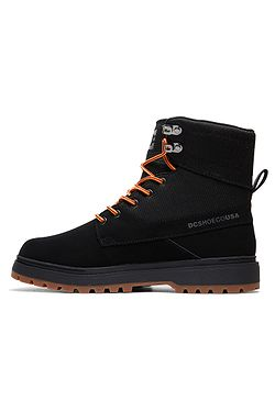 ... shoes DC Uncas TR - 3BK Black Black Black - men´s 59beec2246