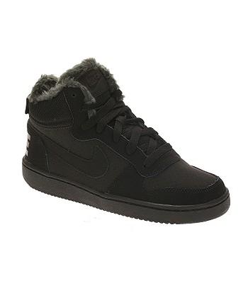 detské topánky Nike Court Borough MID Winter PSV - Black Black Anthracite 1f8c02f66a6