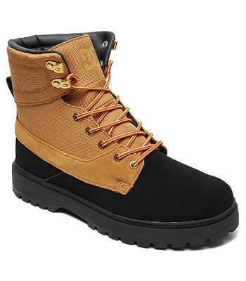 93f8a65aa44a4 topánky DC Uncas TR - KWH/Black/Wheat - snowboard-online.sk