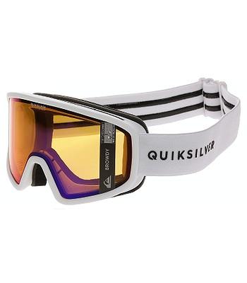 okuliare Quiksilver Browdy - WBK0 Snow White Sonar ML Infrared ... ed76254bd6a