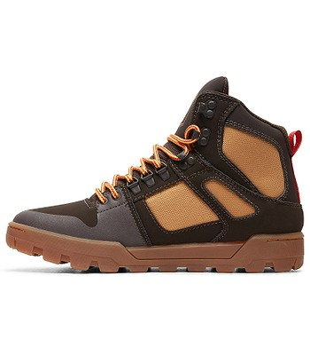 e0372b26a6f45 topánky DC Pure High -Top WR - CH6/Chocolate Brown - snowboard-online.sk