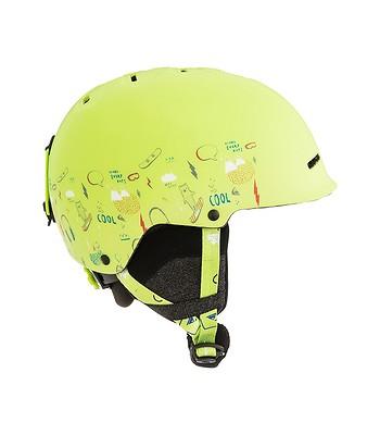 helma Quiksilver Empire - GJZ3 Lime Green Moam Tatt - snowboard-online.sk cacaa198b72
