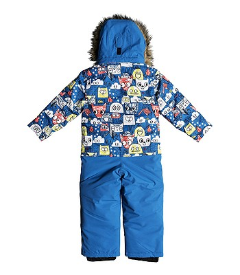 kombinéza Quiksilver Rookie Kids Suit - BQC1 Daphne Blue Animal ... 363b5da13d