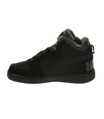 detské topánky Nike Court Borough MID Winter PSV - Black Black Anthracite.  Na sklade -29% 163c64bce75