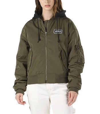 jacket Vans Boom Boom - Grape Leaf - women´s - blackcomb-shop.eu 831695af7c
