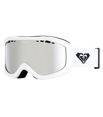 okuliare Roxy Sunset Mirror - WBB0 Bright White Amber Rose Super Silver  Mirror 1208bf66c50