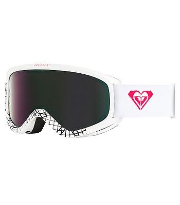 okuliare Roxy Day Dream - WBB0 Bright White Vermillon - snowboard ... bcb8f2b4750
