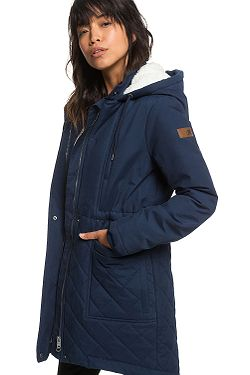 f08cb419a97 bunda Roxy Slalom Chic - BTK0 Dress Blues ...