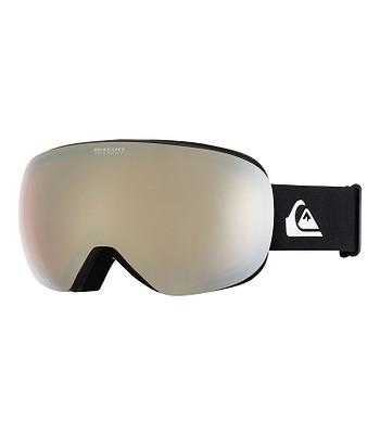 okuliare Quiksilver QS R - KVJ8 Black Tannenbaum Sonar Super Silver a24a682de17
